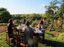 Serengeti camps, migration safari