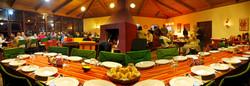Rhino Lodge, migration safari