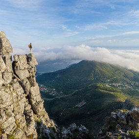 Hike Table Mountain - Cape Town, luxury South Africa Safari