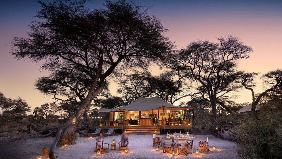 ZIMBABWE EXPEDITION - 6nts