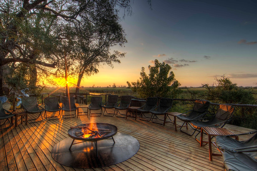 OKAVANGO DELTA TRIO - 6 Nights