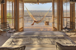 Jabali Ridge Hammock in room with a view