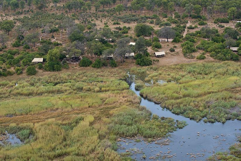 TRIPLE RIVERS BOTSWANA SAFARI - 9 Nights