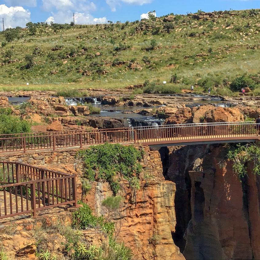 Blyde River csacade