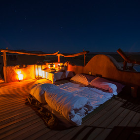 Sleep Out Under the Stars in Africa on a luxury African safari!