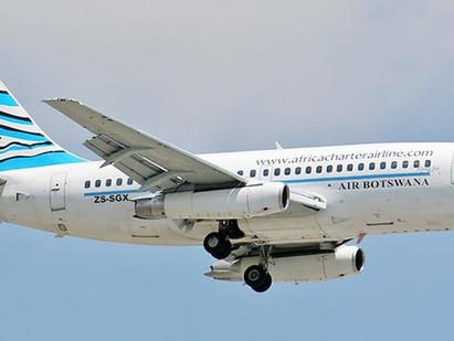 Air Botswana to Kasane
