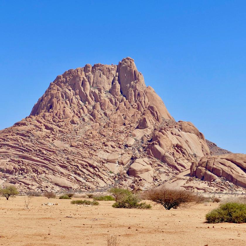 Spitzkoppe - Namibia safari