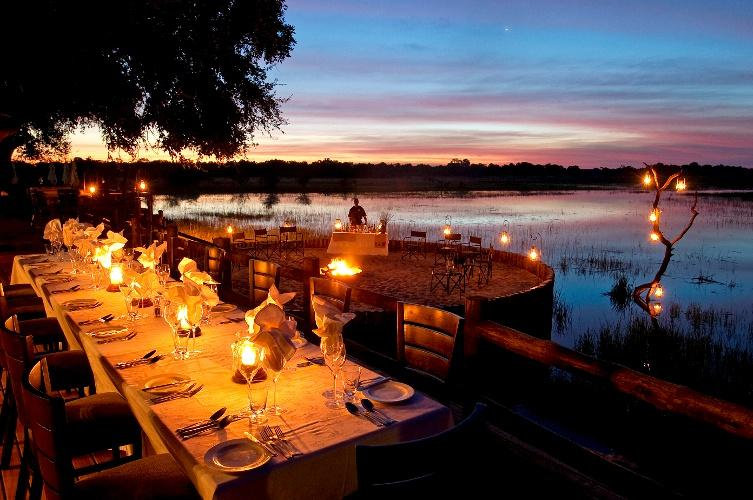 FIVE STAR BOTSWANA SAFARI - 8 Nights
