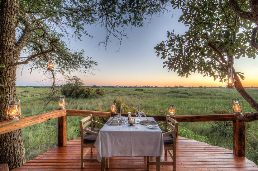 BOTSWANA HONEYMOON SAFARI - 10 Nights