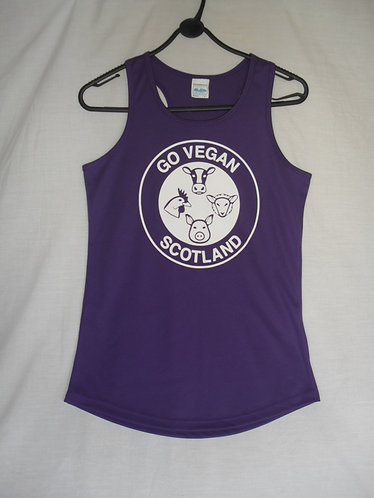 GVS Sports Vest (large logo)