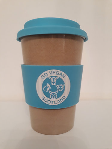 GVS Eco friendly reusable drinks cup (435ml)