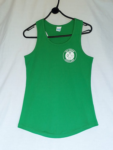 GVS Sports Vest (small logo)