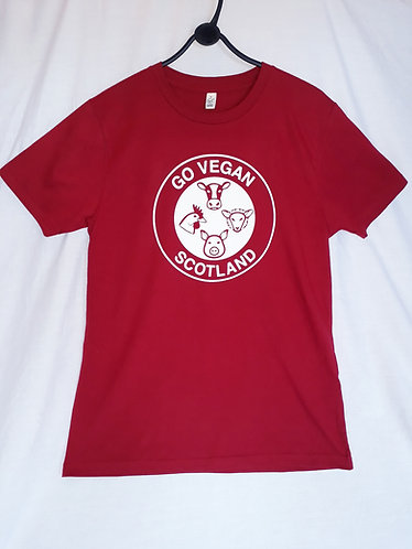 GVS Regular Fit Logo T-Shirt