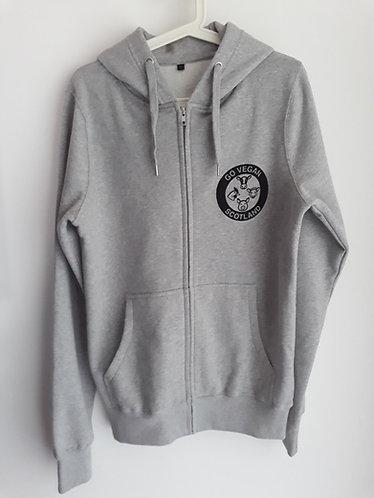 GVS Zip Hooded Sweatshirt