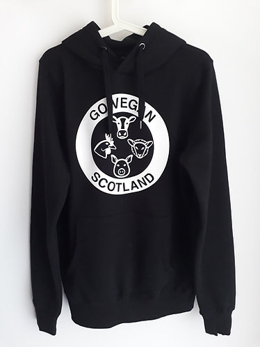 GVS Pullover Hooded Sweatshirt