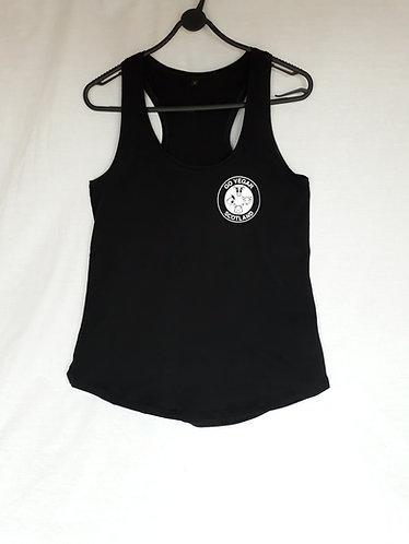 GVS Logo Cotton Racer Back Vest