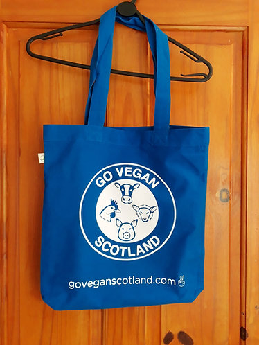 GVS Earth Positive Logo Tote Bag