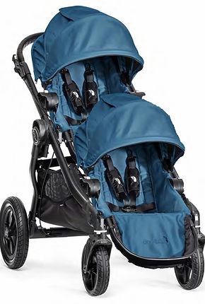 City Select Double Stroller Rental in Kelowna at Okanagan Baby Rentls