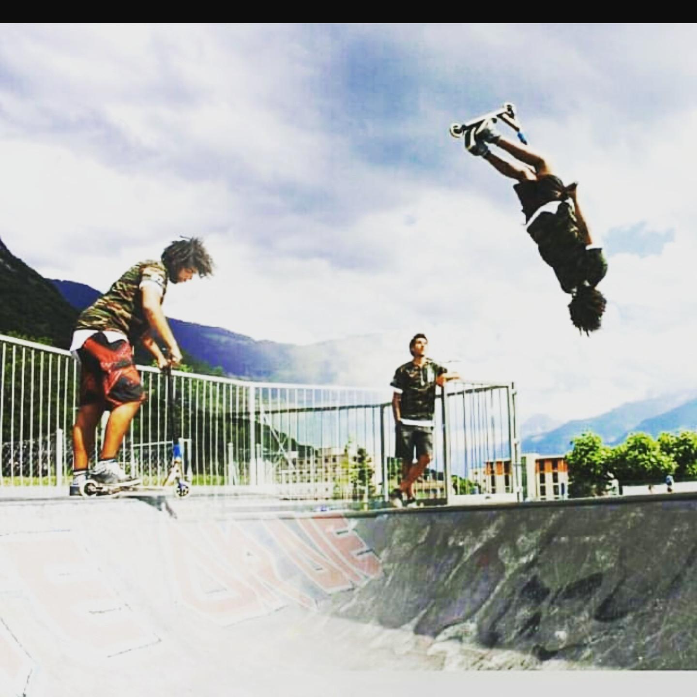Cours Skatepark  Aigle