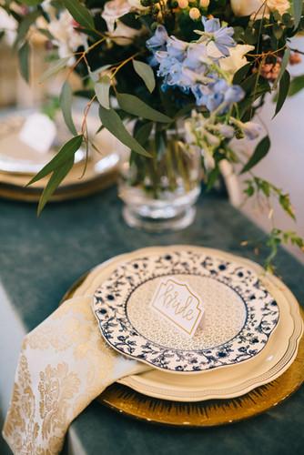 Wedding-Vintage-China-Place-Setting