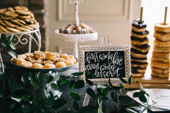 Wedding-Donut-Bar-Buffet