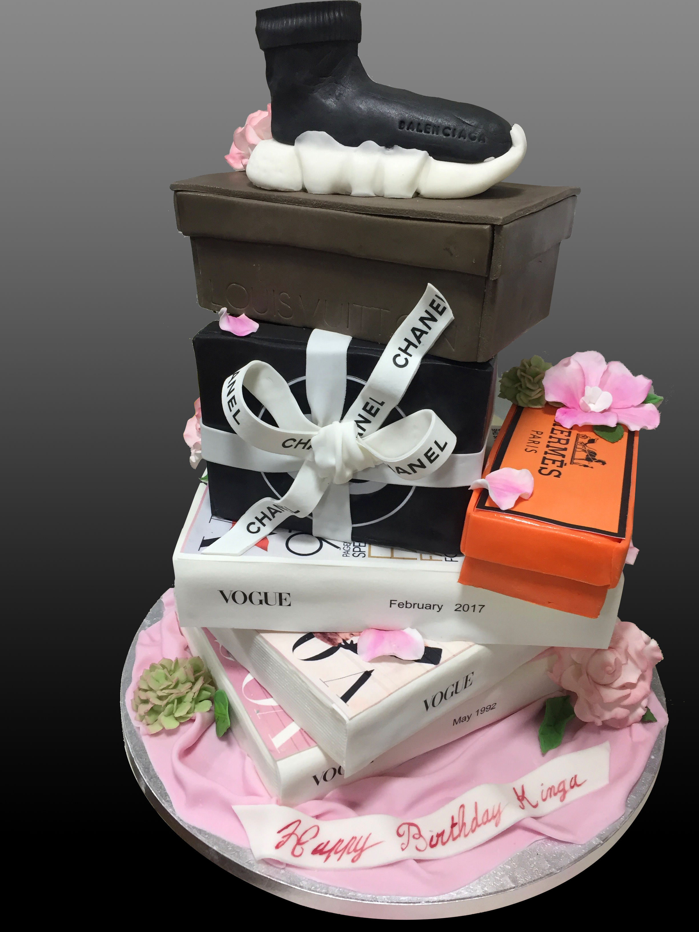 brandz cake