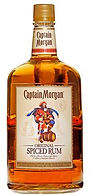 Salute Captain Morgan Spiced
