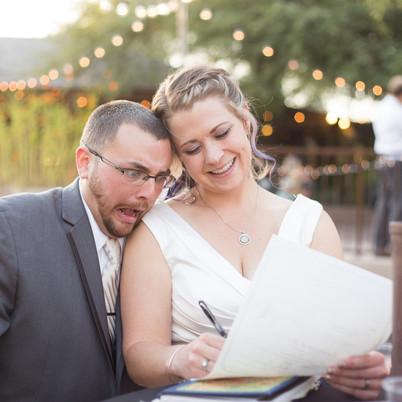 Zach & Karian's Wedding