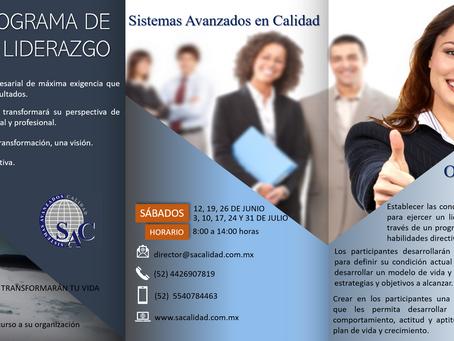 Programa de Liderazgo SAC