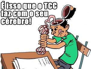 TCC, a hora está chegando