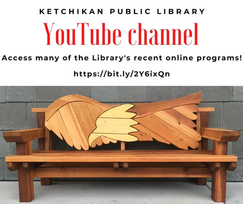 Library's new YouTube channel