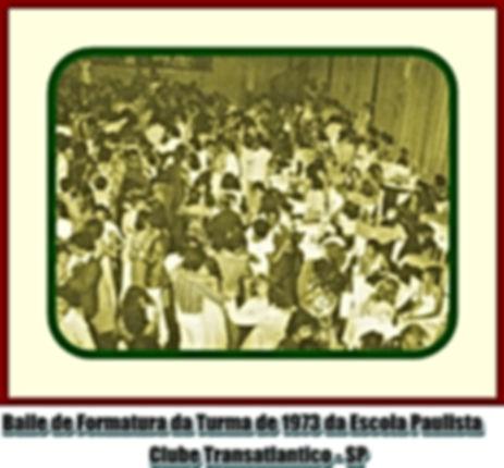 Baile de Formatura da Escola Paulista da