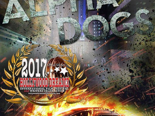 Alpha Dogs spec script accepted into  Hollywood Dreams International Film Festival and Writers Event