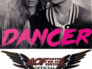 """Dancer - Accepted as """"Official Selection"""" into the 2017 Action on Film Festival"""