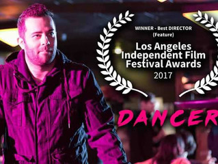 """John Balazs WINS """"Best Director for a Feature"""" in the Los Angeles Independent Film Festiva"""