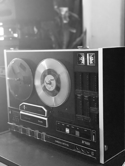 Single Tape Mastering