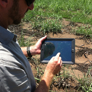 Scouting with Agri-Maps