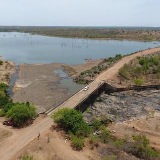River in Nigeria