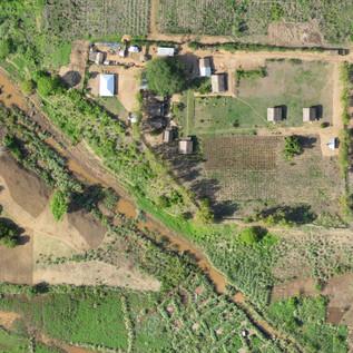 Village in Mozambique