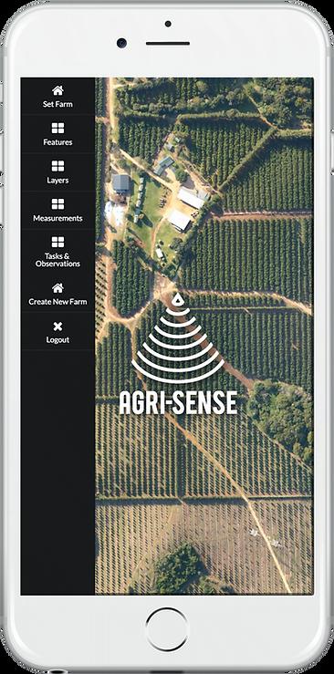 Agrisense app