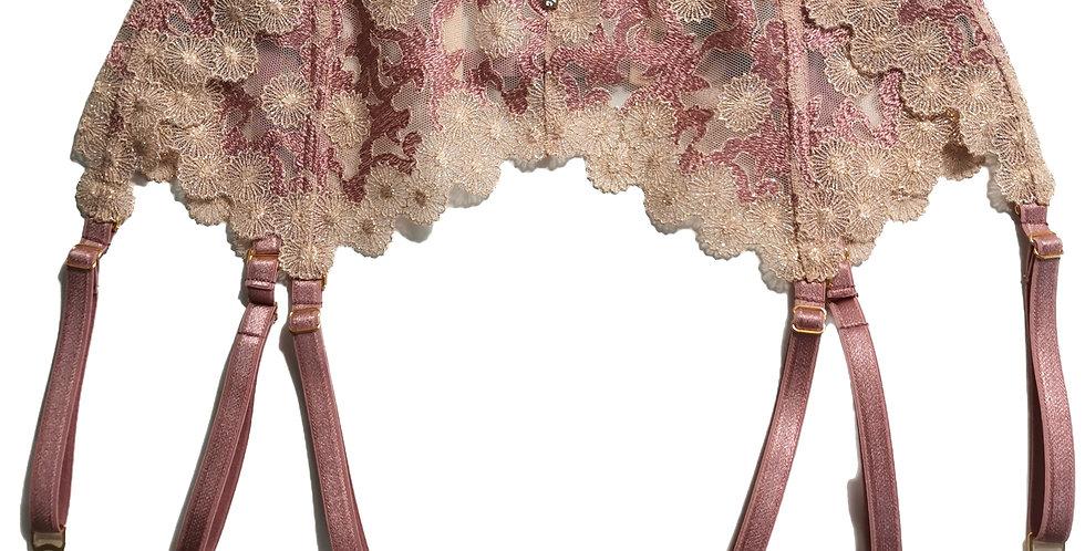 Vintage Love Garter-belt, 6 straps