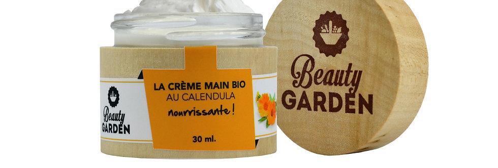 Beauty Garden Kehäkukka Käsivoide