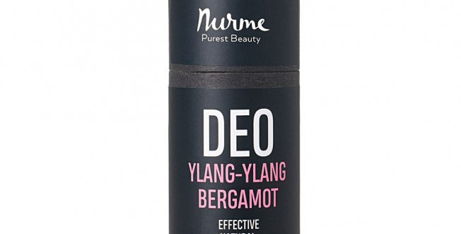 Nurme Ylang-ylang & Bergamotti deo, 80g