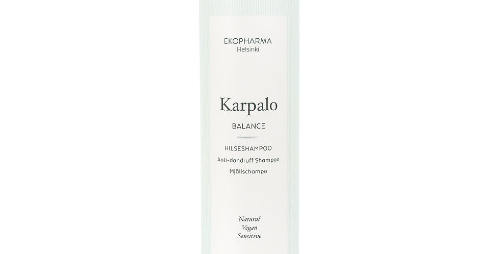 EKOPHARMA Karpalo Hilseshampoo 250ml