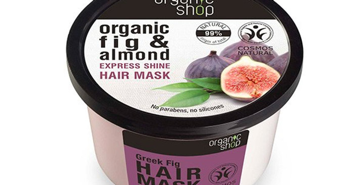 Organic Shop Kiiltoa Antava Hiusnaamio