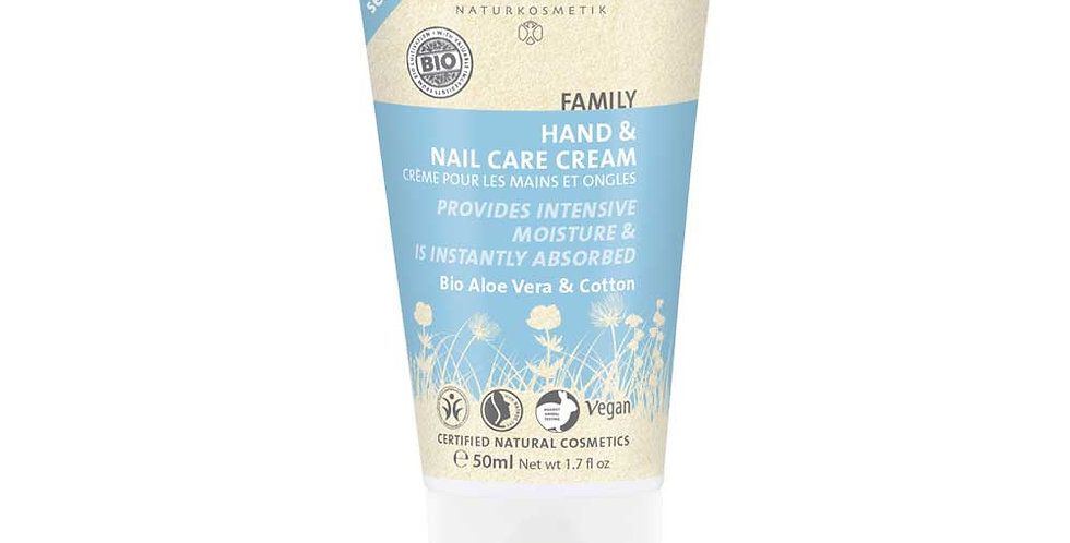 Sante family extra sensitive hand&nail care cream 50ml Herkän ihon käsivoide