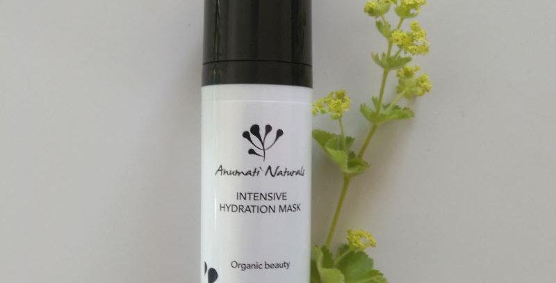 Anumati Naturals Intensive Hydration Mask kosteuttava suklaanaamio 50ml