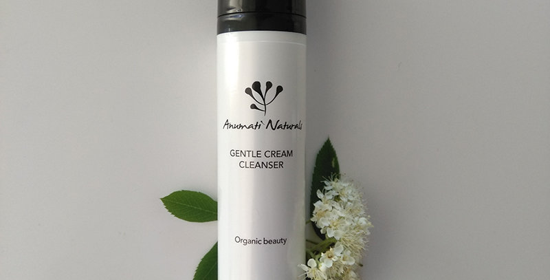 Anumati Naturals Gentle cream cleanser rauhoittava puhdistusvoide 100ml