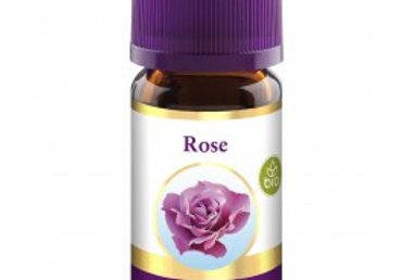 Taoasis Ruusu eteerinen öljy luomu 10ml