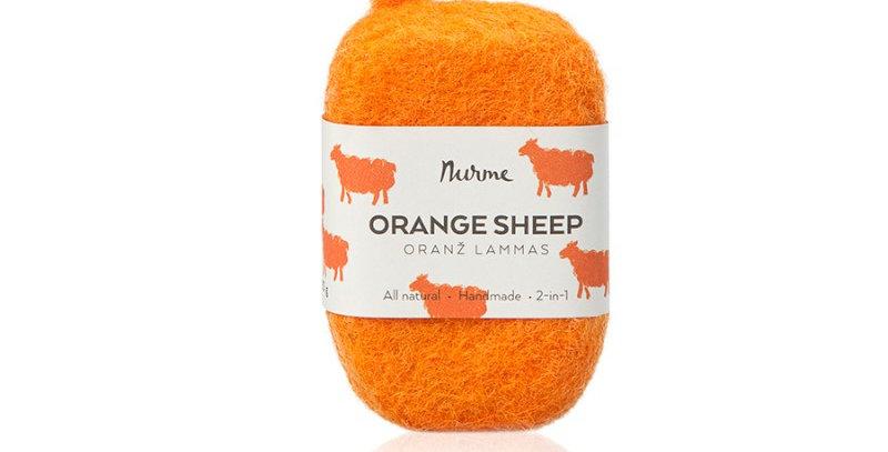 Nurme Orange sheep huopasaippua 80g